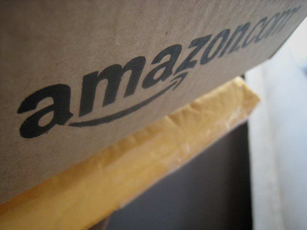 Smile! You've Got a Package from Amazon!