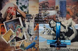 Collage La ceniza del brasero