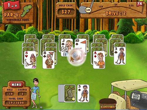 Fairway Solitaire Game Free Download