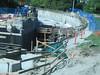 Canada Line construction (QE Park)