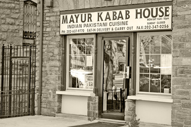 Mayur Kabab House Food Truck
