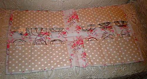Knitting Needle Storage Case Pattern : Circular knitting needle case anna bright designs