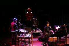 Vinicio Capossela Concert at Muziekgebouw Amsterdam