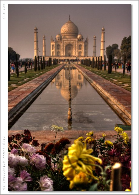 Another and the last of Taj Mahal.
