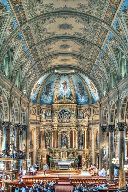 Shrine Of St Joseph St Louis Missouri Flickr