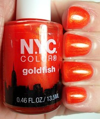 NYC Goldfish