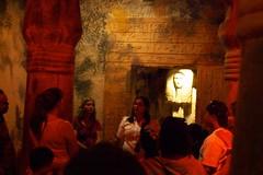 Tour of the Rock-Cut Temple