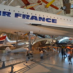 Steven F. Udvar-Hazy Center: Concorde