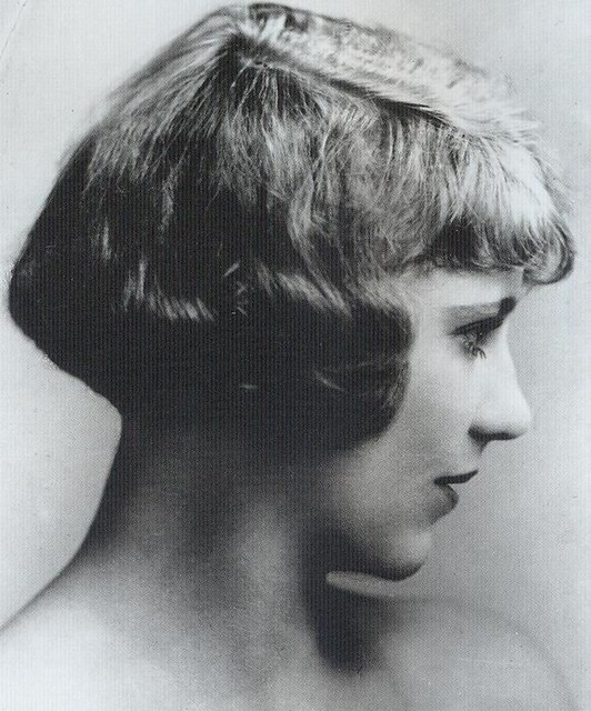 hair styles for braids bobbed and waved hair cut 1914 1919 flickr photo 6096