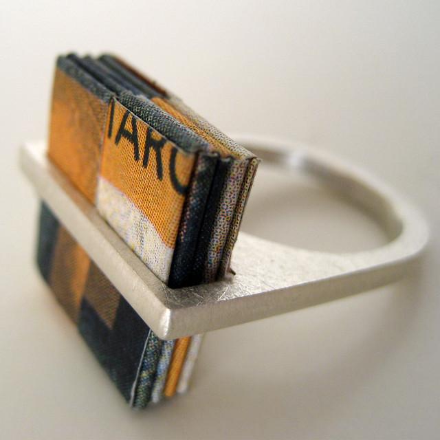 TALLY LACMA ring, Canon IXY DIGITAL 70