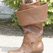 bucket boot with stanhand