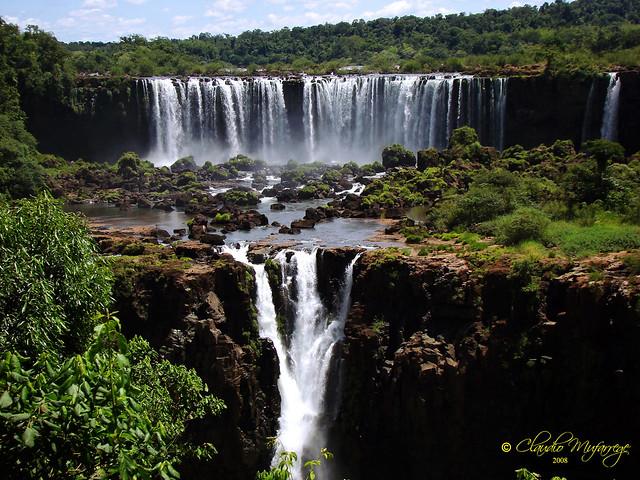Cataratas del Iguazú 018 / Iguassu Falls 018