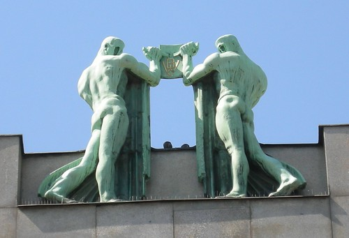 Prague Komerční banka