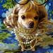Vintage Blonde by EllenJo