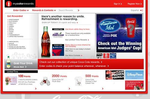 Coke's Rewards Program: Get Rewarded for Drinking Soda