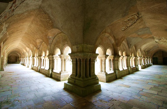 cloisters by Art History Images (Holly Hayes), on Flickr