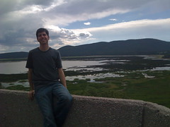 Cameron at Mormon Lake