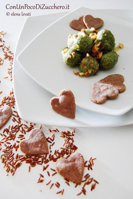 Gnocchetti di broccoli e riso rosso 2