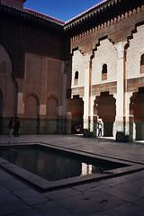 Marrakech Museum & Medersa, Morocco 2006