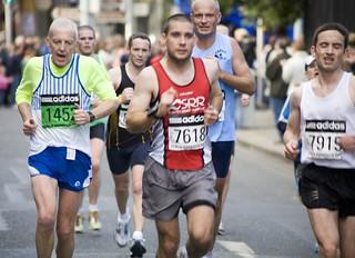 Adidas Dublin Marathon 2007