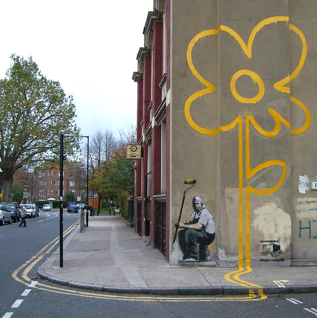 Latest Banksy by Arkfinder