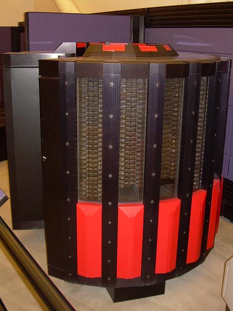 Cray-2 super computer