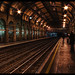 notting hill gate - london tube, england by Paolo Margari | paolomargari.eu