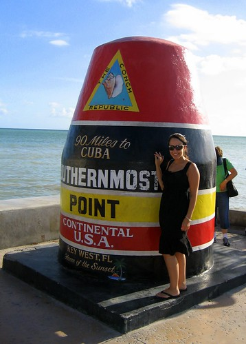 Southernmost Point, Key West 2007