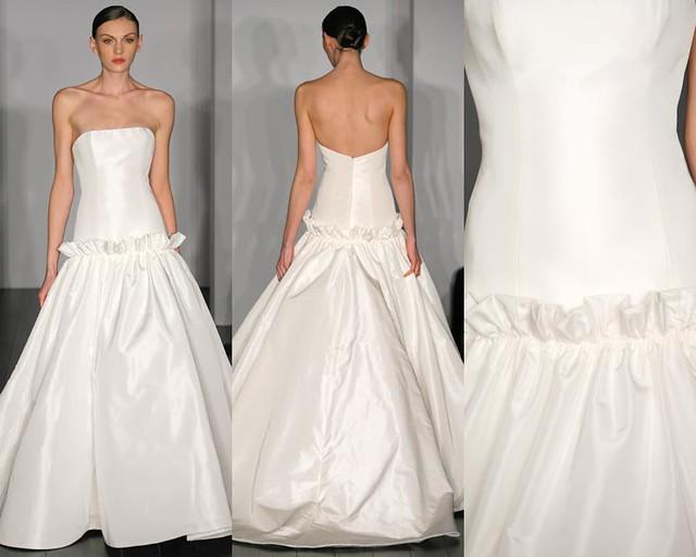 Amsale bridal dresses bridaldresses for Used amsale wedding dress