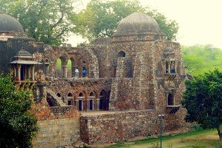 Hauz Khas Village - Things to do in New Delhi