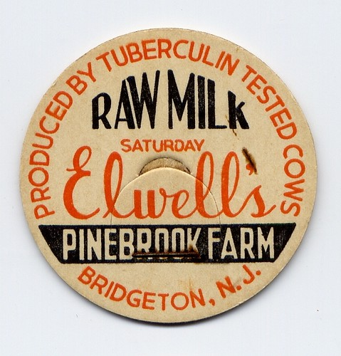 raw milk by Millie Motts