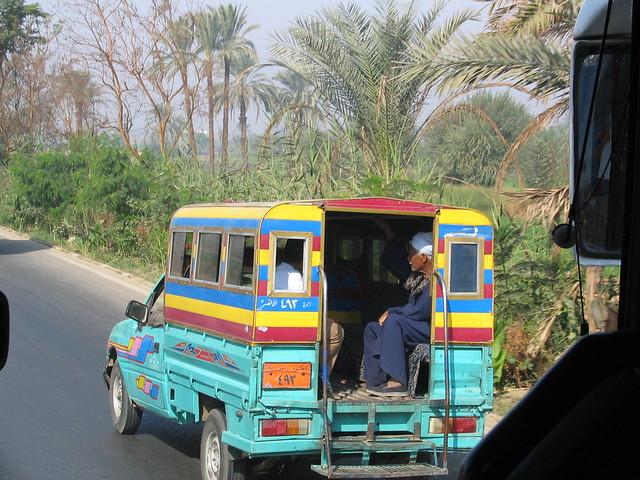 A Transportation Method Flickr Photo Sharing