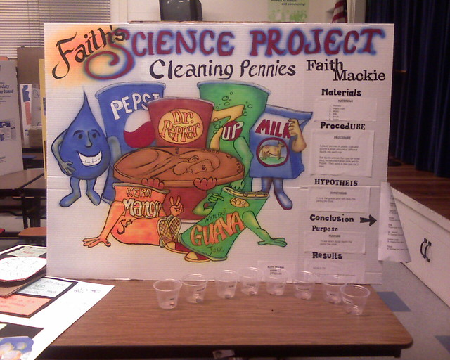 second grade science projects Have some fun with one of these kitchen science experiments experiment with ice, learn the science behind food, or do some classic experiments.