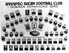 Winnipeg Blue Bombers 1935