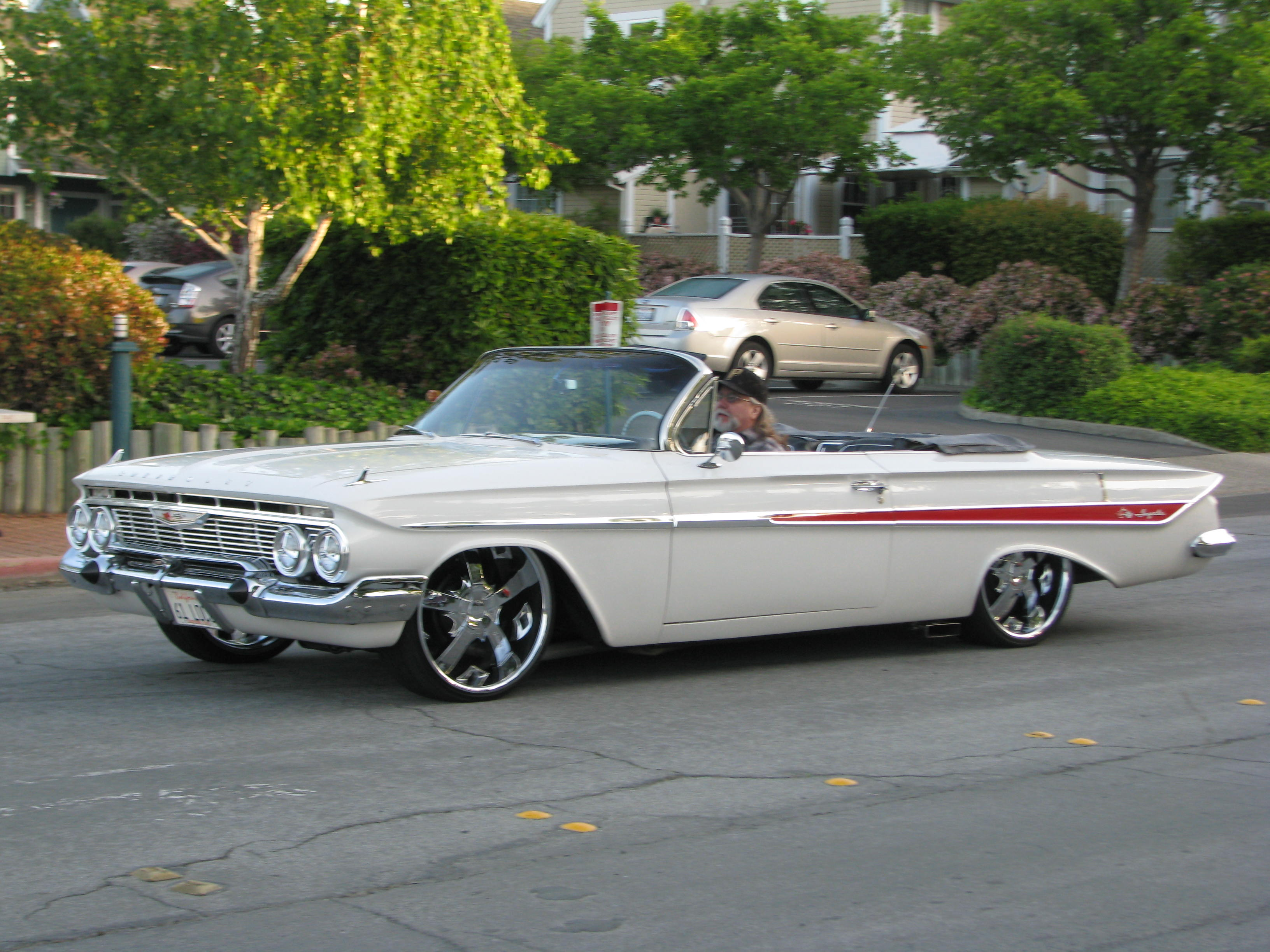 61 Chevy Convertible The Bittersweet Build Of A Impala 1961 Lowrider Autos Post