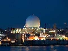 Sea Based X Band Radar