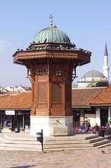 Sarajevo, Bosnia, April 2011