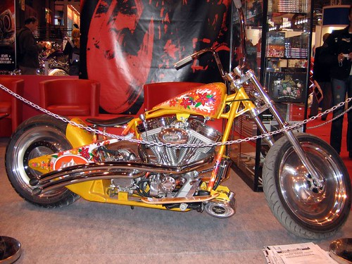 Custom Bike by the Motorcycle Company
