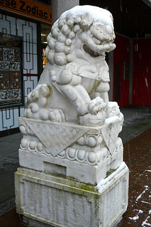 Lion, Chinese Cultural Center - Vancouver, BC