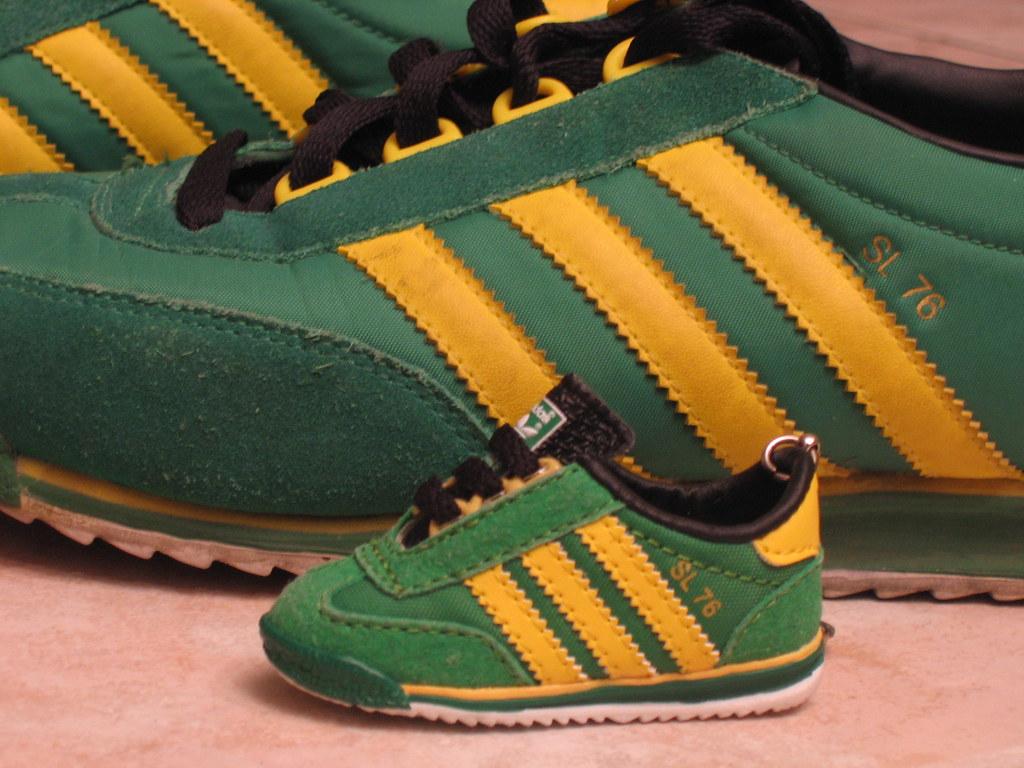 adidas dragon verde giallo