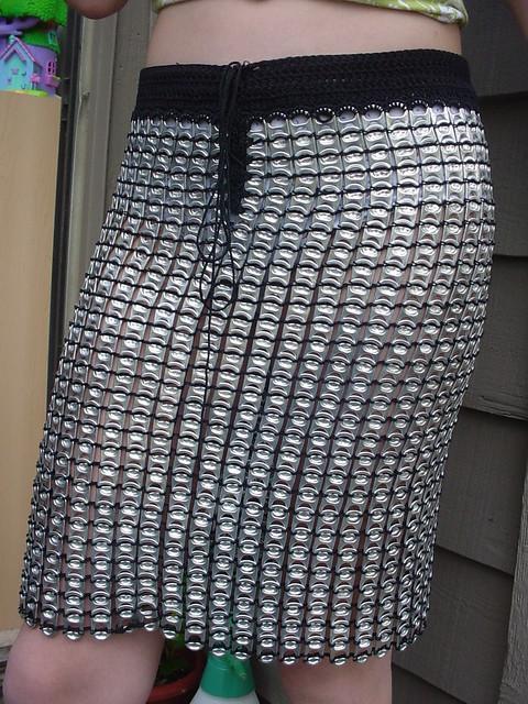 Поделки из алюминиевых банок RNDnet