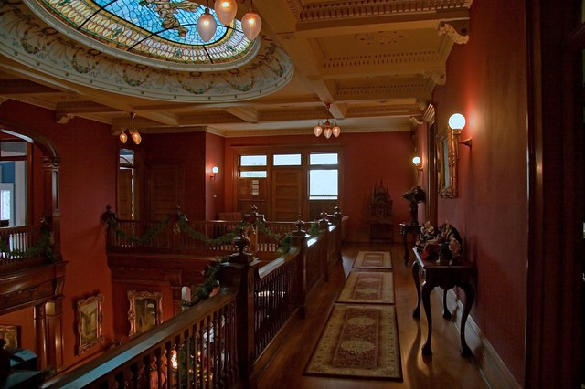 Marlin Texas Old Homes Tour 2007 The Highlands Mansion