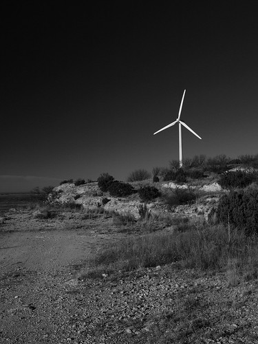 sky blackandwhite bw windmill rural texas power olympus tall westtexas e410 top20texas gtowneric
