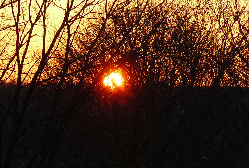 Easter Sunrise, 2008