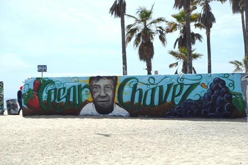 Venice Beach Art Walls