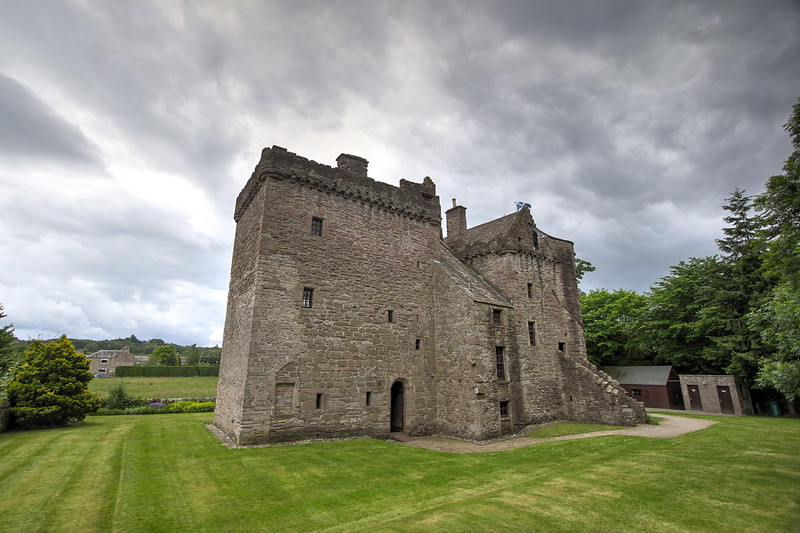 Castillo de Huntingtower