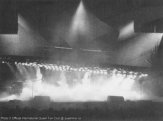 Queen live @ Bruxelles - 1978