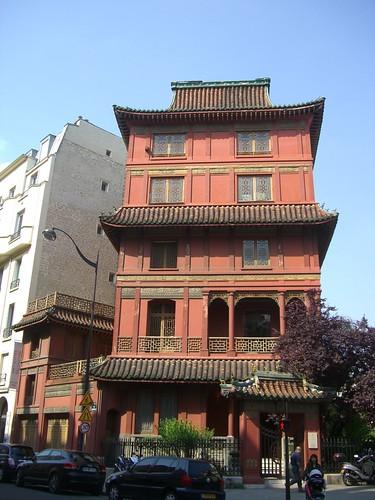 Pagode Loo – 48 rue de Courcelles, Paris VIIIe