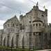 Gravensteen Castle in Gent, Belgium