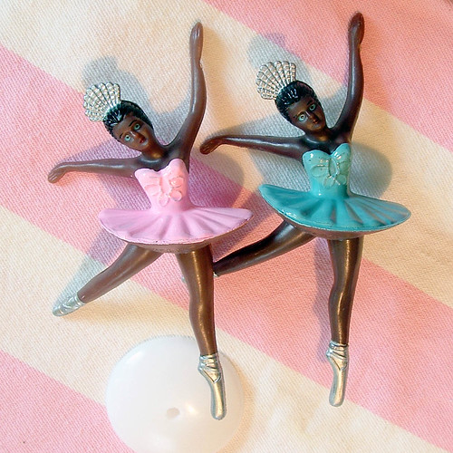 New Ballerinas! by Amanda Krueger